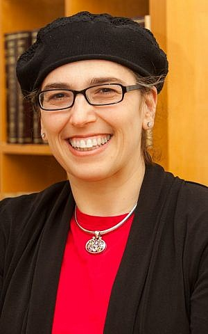 Halachic bioethicist Dina Najman has led Orthodox congregations since 2006. (courtesy)