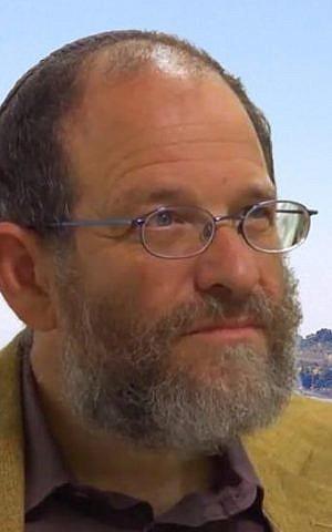 Rabbi Alon Goshen-Gottstein (Alon Goshen-Gottstein Facebook page)