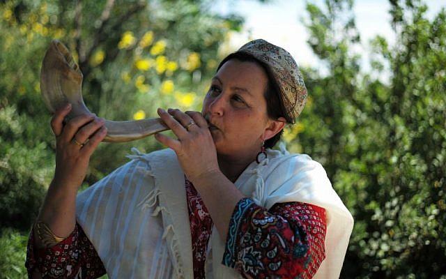 Rabbi Valerie Stessin (Sylvain Haelion)