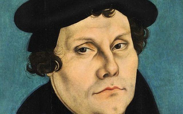 Martin Luther (Lucas Cranach the Elder/Wikipedia)