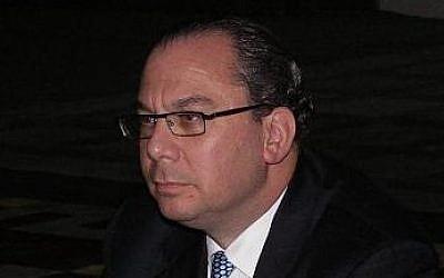 Rabbi Marc Schneier (Wikimedia commons/Judae1, CC BY-SA 3.0)