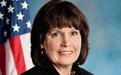 Minnesota Democratic Congresswoman Betty McCollum. (US Congress/Wikimedia/public domain/Sillyputty87)