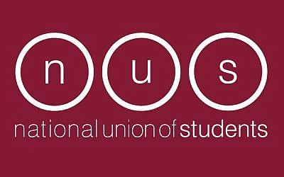 Britain's National Union of Students logo