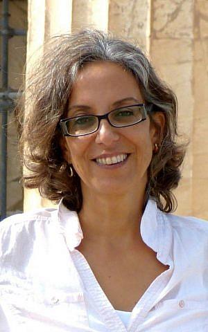 Dialogue and Identity's Ruth Drori Binder (Courtesy)