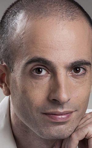Professor Yuval Noah Harari, whose bestseller book, 'Sapiens,' is the basis of the Israel Museum's new exhibit (Courtesy Yuval Noah Harari)