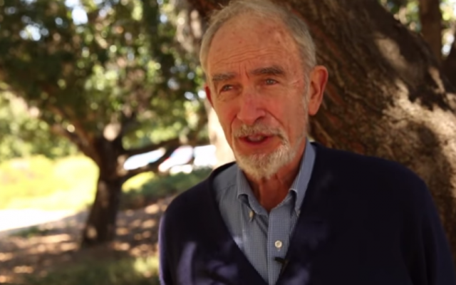 Prof. Paul Ehrlich (YouTube screenshot)