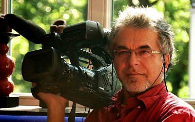 'Karski & The Lords of Humanity' director Slawomir Grünberg. (Courtesy)