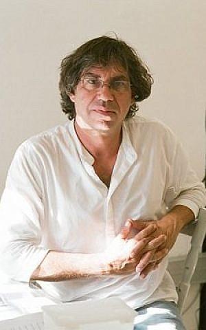 Yoram Honig, director of the Jerusalem Film Fund Courtesy Yoram Honig)