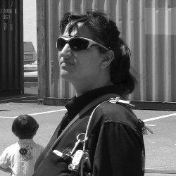 Avital Bar-Shay, the co-founder of AMOCA (Courtesy AMOCA)