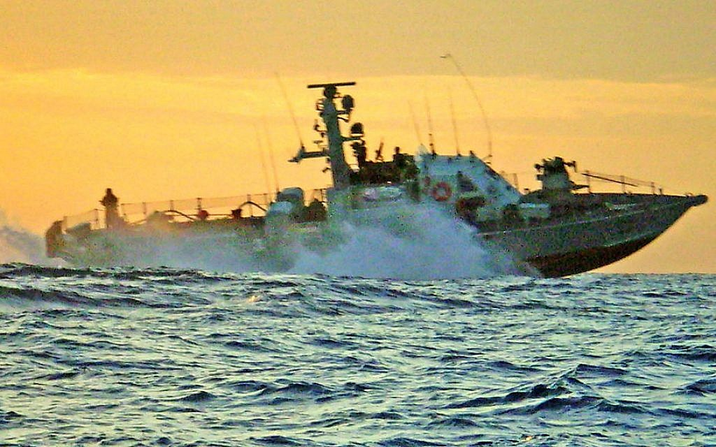 A Dvora battleship. (CC-BY SA  Nathan Flayer/Wikipedia)