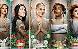 Members of the cast of 'Orange Is the New Black.' (Netflix/ via JTA)