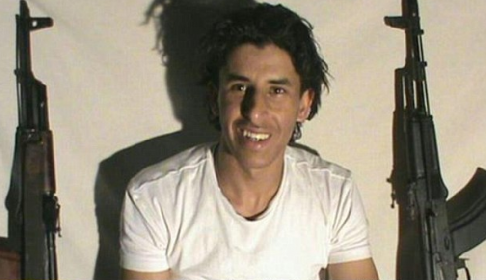 The Islamic State releases a picture online it says is of the Tunisian gunman who mowed down at least 37 people, most of them tourists, on June 26, 2015 at a beach resort in Sousse, Tunisia. He was named as Seifeddine Yacoubi, 23, from Kairouan, also known as Abu Yahya Qayrawani by IS. Authorities later named him as Seifedinne Rezgui