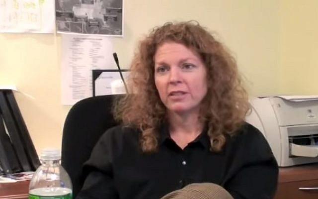 Former al-Jazeera reporter Shannon High-Bassalik (screen capture: YouTube)