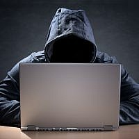 Illustrative: Dark forces on the web via Shutterstock