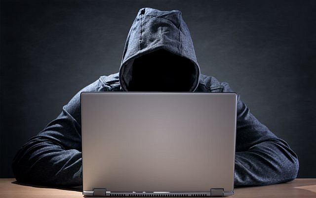 Illustrative image of a hacker, via Shutterstock.