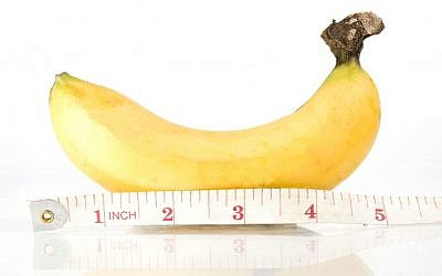 (Illustrative image of size measurement.  via Shutterstock)
