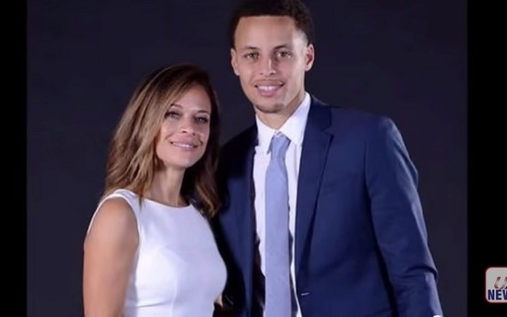 Warriors Star S Mom Gushes About Israel The Times Of Israel