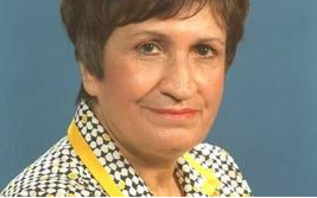 Shoshana Arbeli Almoslino (CC BY-SA Roni Ment/Wikipedia)