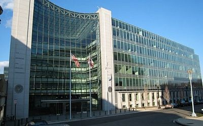 The US Securities and Exchange Commission. (John M/Flickr/CC BY-SA 2.0)