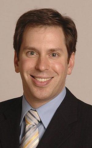 CEO of B'nai B'rith Canada Michael Mostyn  (courtesy)