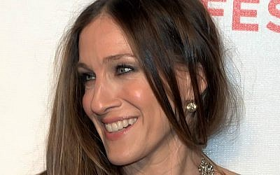 Actress Sarah Jessica Parker at the 2009 Tribeca Film Festival. (David Shankbone, CC-BY, via wikicommons)