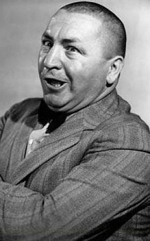 Curley Howard (Wikipedia)
