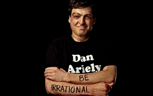 Duke University Professor Dan Ariely headed the Dishonesty Project, which scientifically proved that yes, we all lie. (Courtesy)