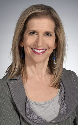 Gila Martow is a Member of Ontario's Provincial Parliament for Thornhill, the largest Jewish constituency in Canada. (courtesy)