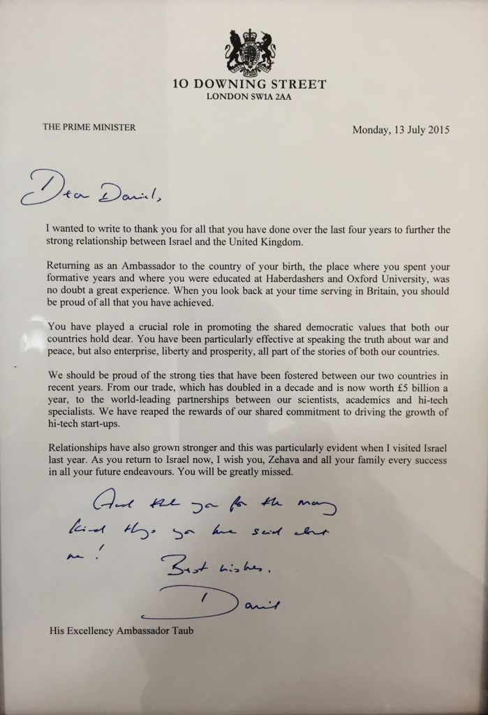 How To Address Prime Minister In A Letter Uk