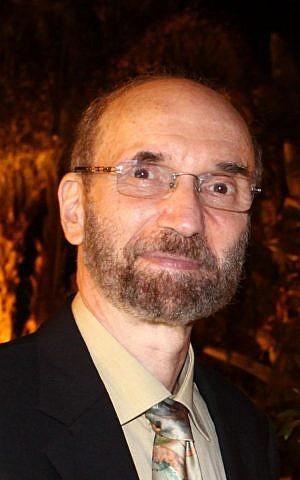 Communications professor Sam Lehman-Wilzig, of Bar Ilan University, thinks Israel's postal service is on its way out. (Courtesy Bar Ilan University)