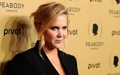 In this May 31, 2015, file photo, comedian Amy Schumer attends the 74th Annual Peabody Awards in New York. (Photo by Charles Sykes/Invision/AP, File)
