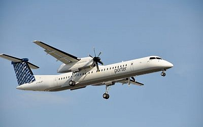 A Porter Airlines plane (Courtesy / Wikiipedia)