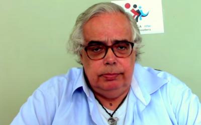 Uri Savir (YouTube screenshot)