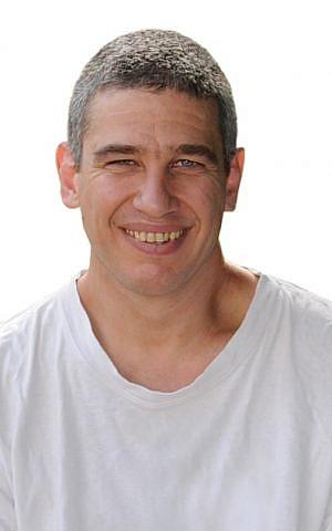 Professor Noam Sobel of the Weizmann Science Institute in  Rehovot. (Courtesy)