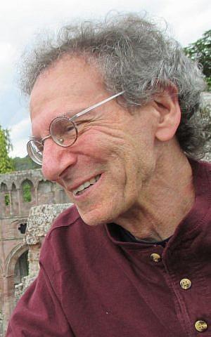 Steve Stern, author of historical novel 'The Pinch.' (Sabrina Jones)
