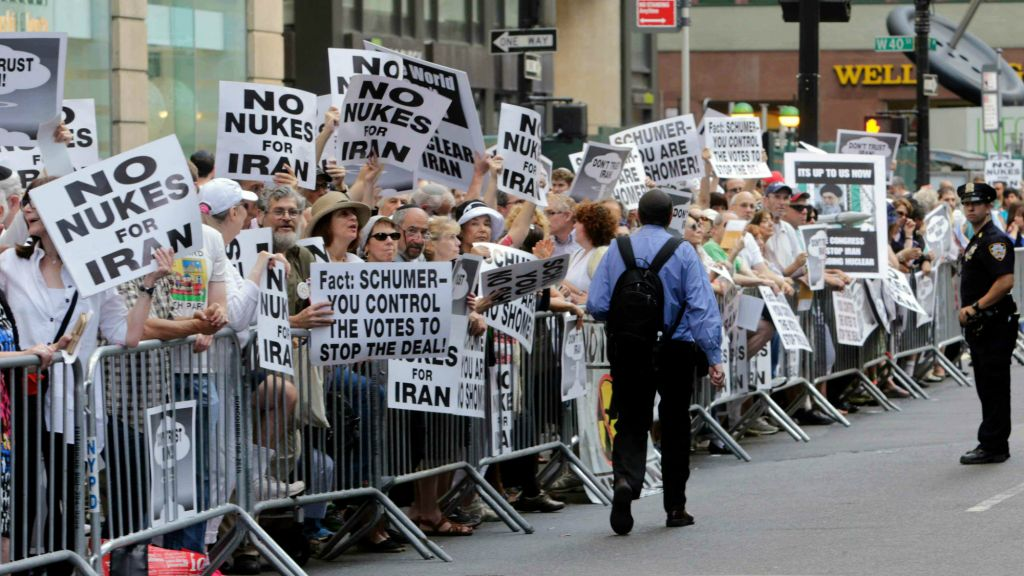 Major Us Jewish Group To Oppose Iran Agreement The Times Of Israel