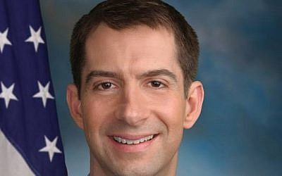 Tom Cotton (Courtesy United States Congress)