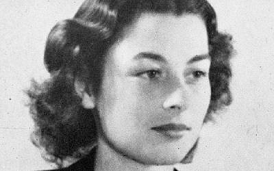 Portrait photo of the French World War II secret agent Violette Szabo, taken prior to her capture by German forces in June 1944. (Imperial War Museum record HU 16541/Wikimedia/public domain)