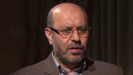 Iranian Defense Minister Hossein Dehghan. (YouTube screen capture)
