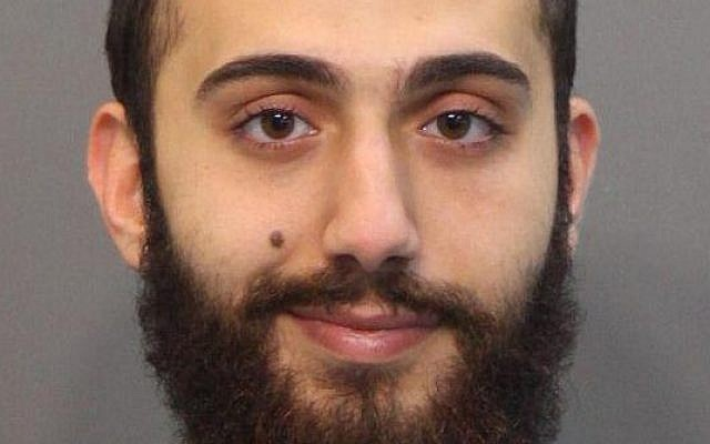 Mohammad Youssef Abdulazeez, the suspected gunman in the Chattanooga shootings, July 16, 2015