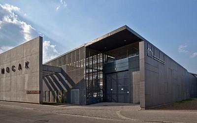 Museum of Contemporary Art in Krakow MOCAK (Rafał Sosin)