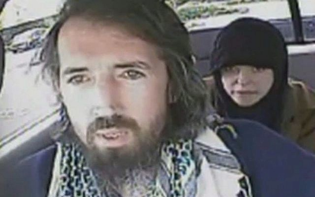 Canadian Police Couple Plotted To Kill Jewish Kids The Times Of