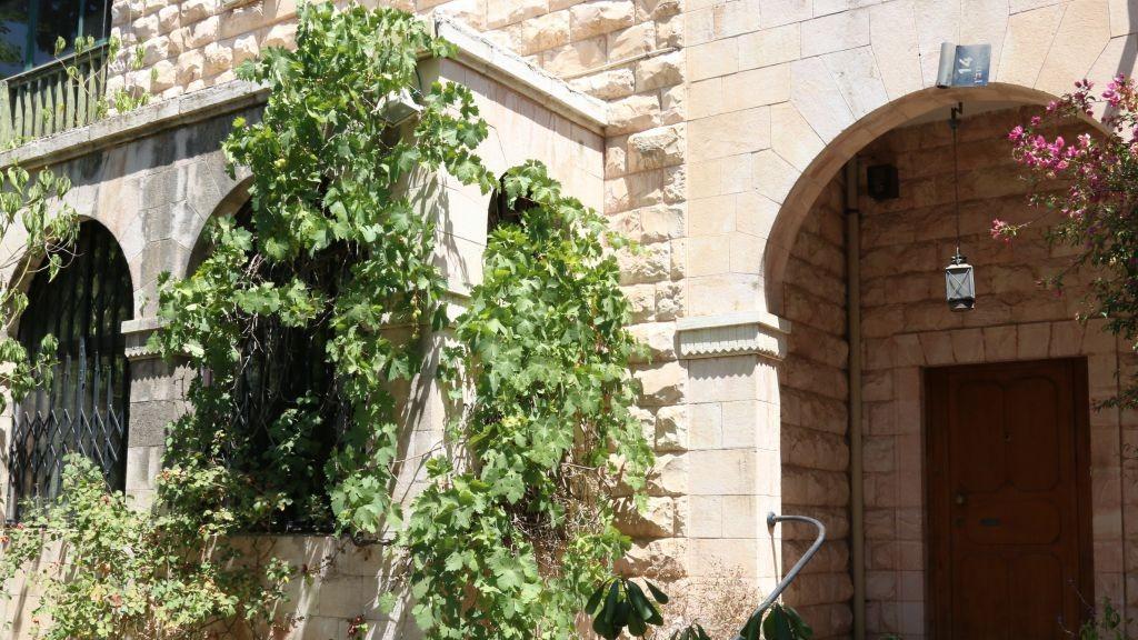 Ramban 14, Rehavia's first dwelling (Shmuel Bar-Am)