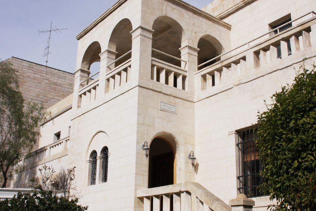 The Havatzelet sign at Ramban 26 (Shmuel Bar-Am)