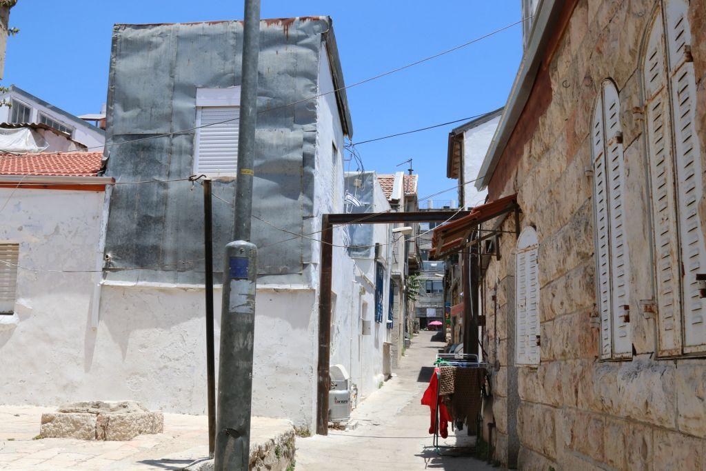 The Shevet Tzedek neighborhood of Jerusalem (Shmuel Bar-Am)