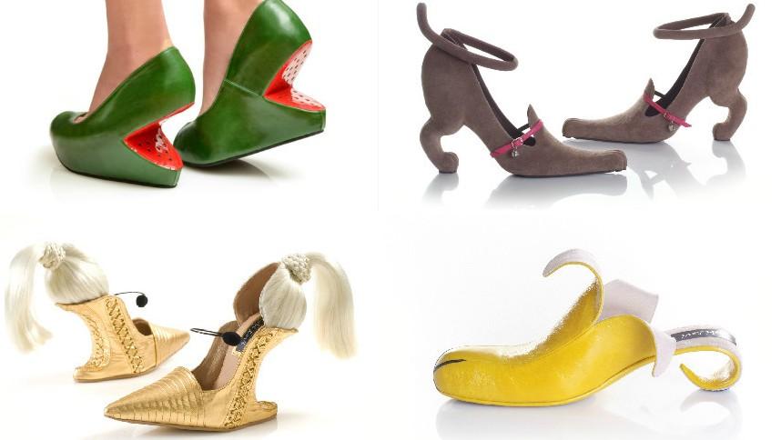 Lady Gaga Shoe Designer