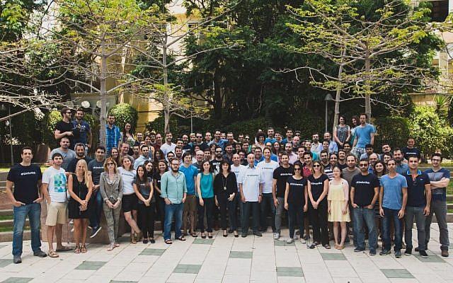 The SimilarWeb team (Photo credit: Courtesy)