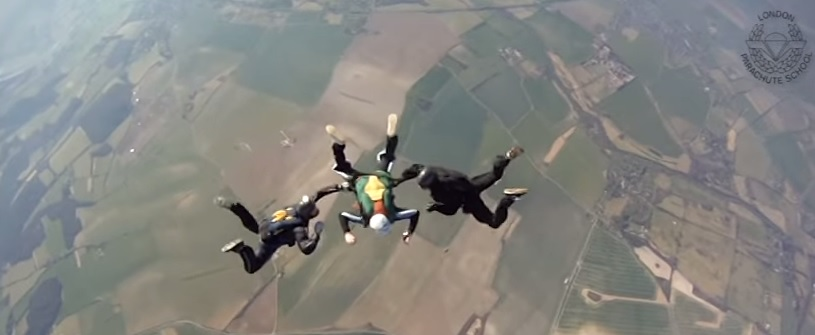 Israeli Woman Killed In Skydiving Accident Near Prague The Times Of Israel