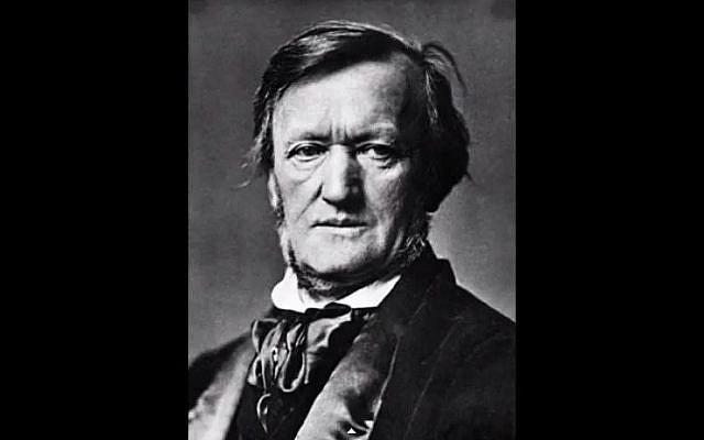 Composer Richard Wagner (YouTube screen capture)