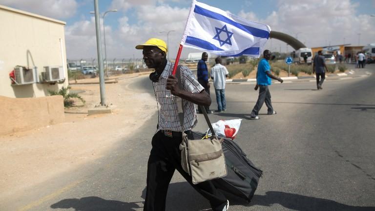Risultati immagini per MIGRANT ISRAEL
